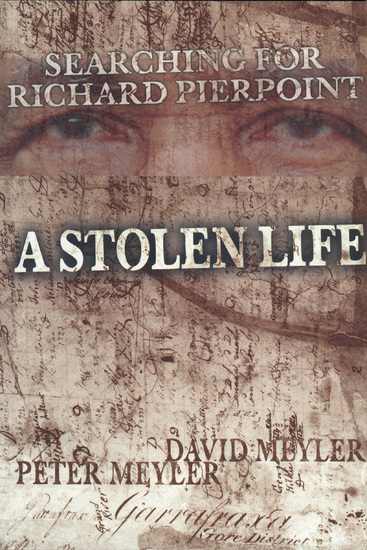 A Stolen Life - Searching for Richard Pierpoint - cover