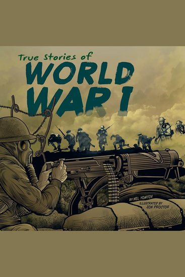 True Stories of World War I - cover