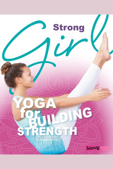 Strong Girl - Yoga for Building Strength - cover
