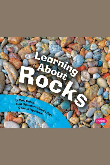 Learning about Rocks - cover