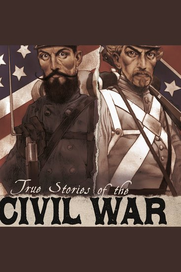 True Stories of the Civil War - cover