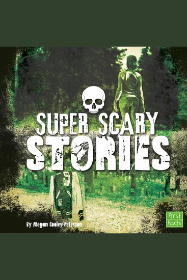 Super Scary Stories - cover