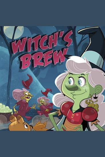 Witch's Brew - cover