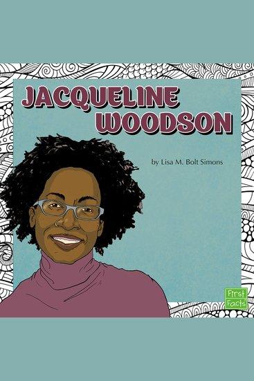 Jacqueline Woodson - cover