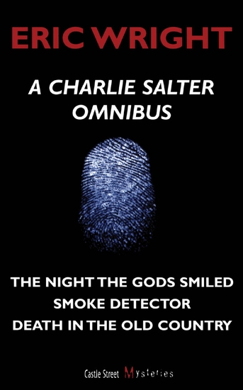 A Charlie Salter Omnibus - A Charlie Salter Mystery - cover