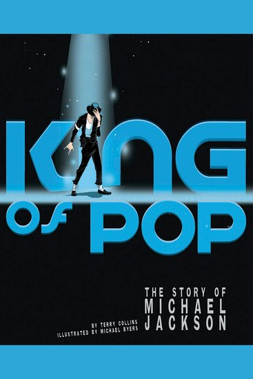 King of Pop - The Story of Michael Jackson - cover