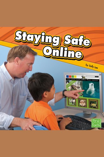 Staying Safe Online - cover