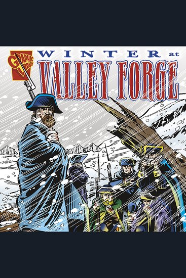 Winter at Valley Forge - cover
