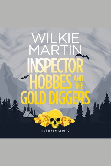 Inspector Hobbes and the Gold Diggers - A Cotswold Comedy Cozy Mystery Fantasy - cover