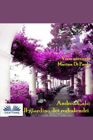 Il giardino dei rododendri - cover
