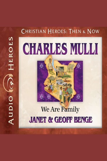 Charles Mulli - We Are Family - cover