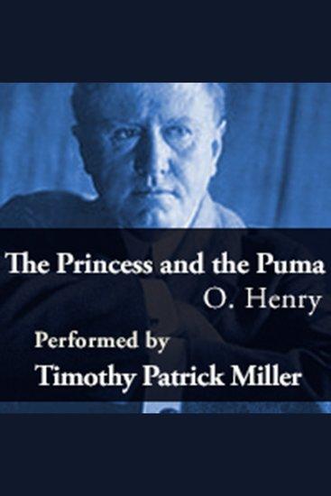 The Princess and the Puma - cover