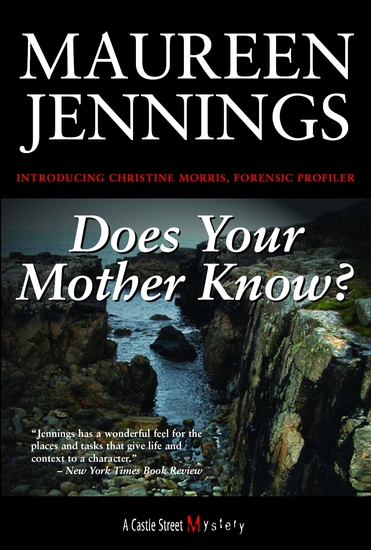 Does Your Mother Know? - A Christine Morris Mystery - cover