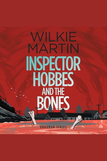 Inspector Hobbes and the Bones - A Cotswold Comedy Cozy Mystery Fantasy - cover