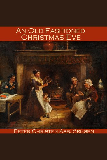 Old Fashioned Christmas Eve An - cover