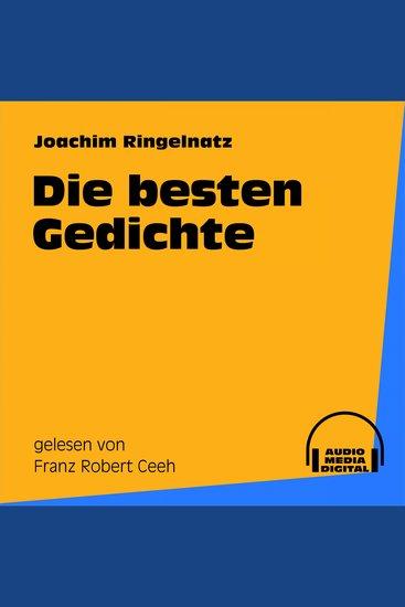 Die besten Gedichte - cover