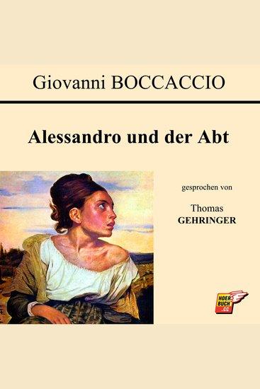 Alessandro und der Abt - cover