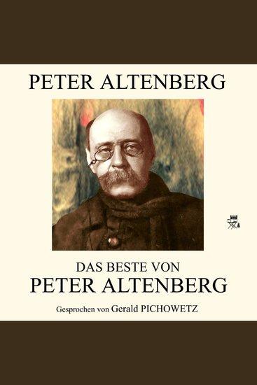 Das Beste von Peter Altenberg - cover