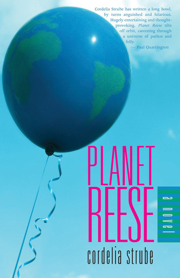 Planet Reese - cover