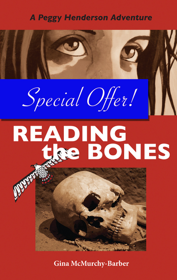 Reading the Bones - A Peggy Henderson Adventure - cover