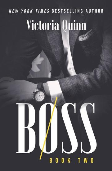 Boss Book Two - Boss #2 - cover