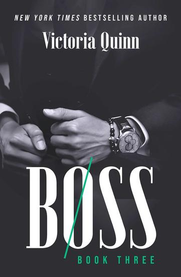 Boss Book Three - Boss #3 - cover