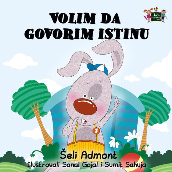 Volim da govorim istinu - Serbian Bedtime Collection - cover