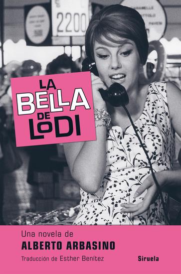 La bella de Lodi - cover