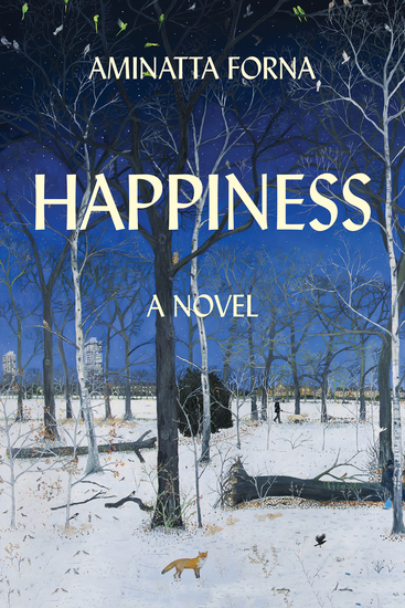 Happiness - A Novel - cover
