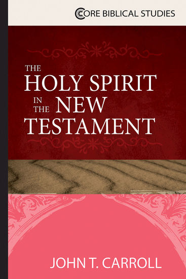 The Holy Spirit in the New Testament - cover