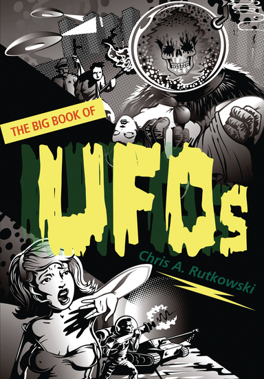 The Big Book of UFOs - cover