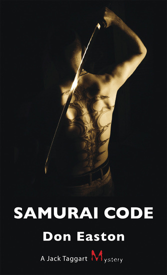 Samurai Code - A Jack Taggart Mystery - cover