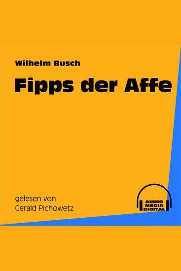 Fipps der Affe - cover
