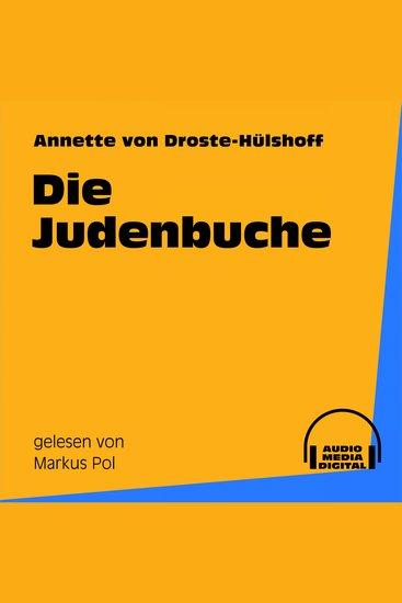 Die Judenbuche - cover