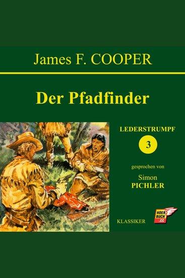 Der Pfadfinder (Lederstrumpf 3) - cover