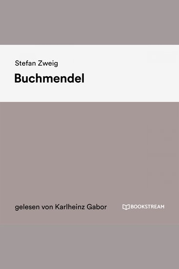 Buchmendel - cover