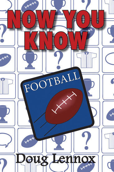 Now You Know Football - cover