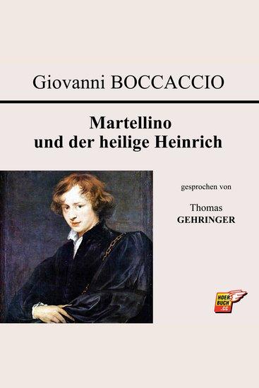 Martellino und der heilige Heinrich - cover