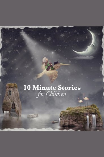 10 Minute Stories for Children - cover