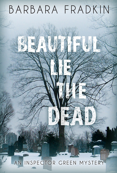 Beautiful Lie the Dead - An Inspector Green Mystery - cover
