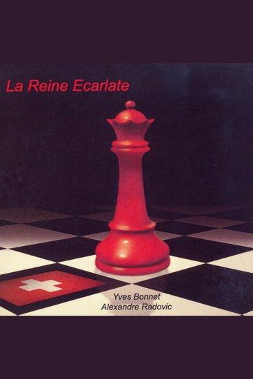 La Reine Ecarlate - cover