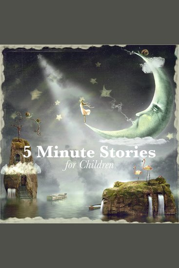 5 Minute Stories for Children - cover