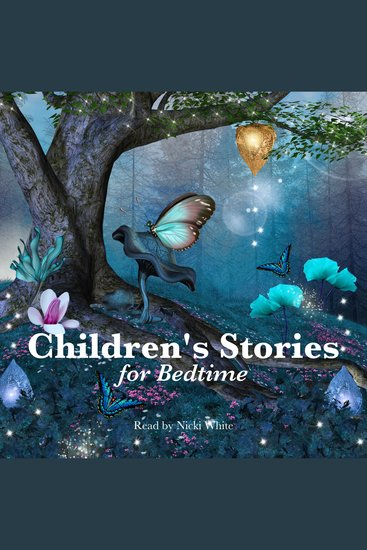 Children's Stories for Bedtime - cover