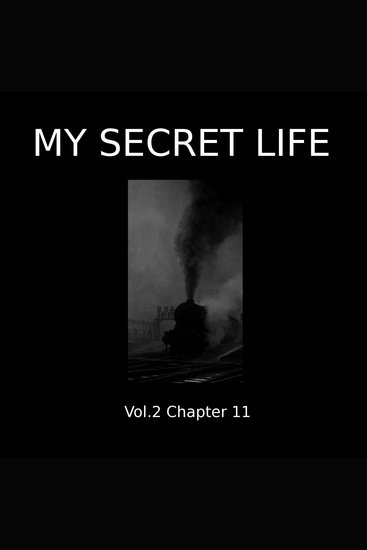 My Secret Life Vol 2 Chapter 11 - cover