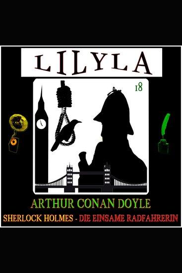 Sherlock Holmes: Die einsame Radfahrerin - cover