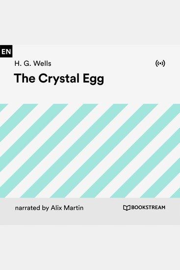 The Crystal Egg - cover
