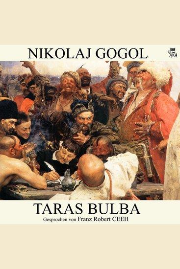 Taras Bulba - cover