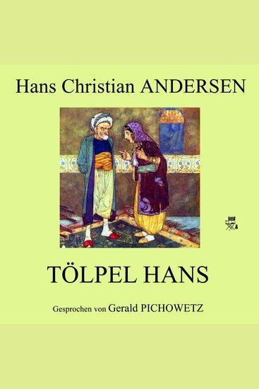 Tölpel Hans - cover