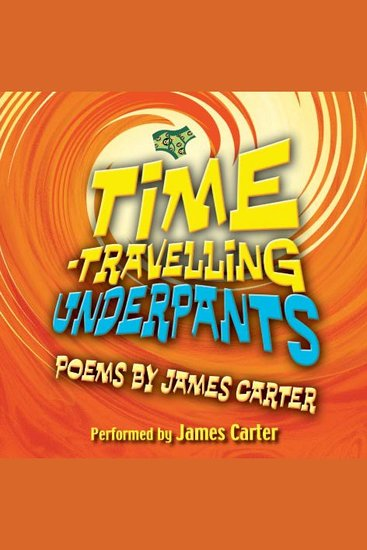 Time-Travelling Underpants - cover