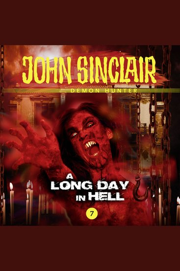 John Sinclair Episode 7: A Long Day In Hell - cover